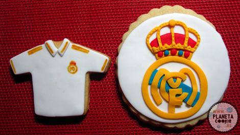 Galletas Real Madrid