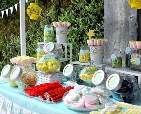 ideas comunion chuches