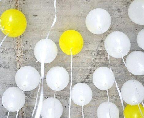 ideas comunion globos