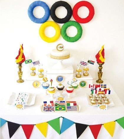 olimpiadas 2012 mesa