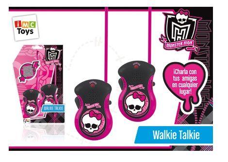regalos cumpleanos originales ninos walkie talkie