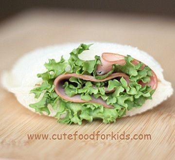 sandwich para ninos fin