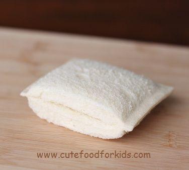 sandwich para ninos pan resultado