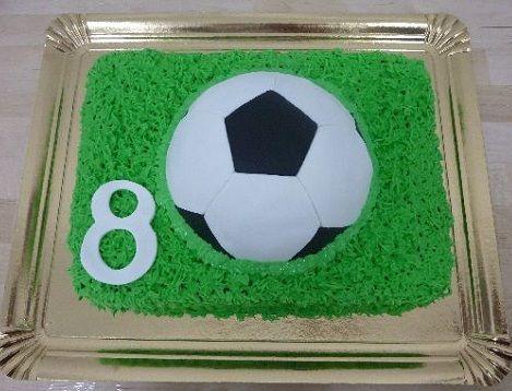 tarta futbol balon
