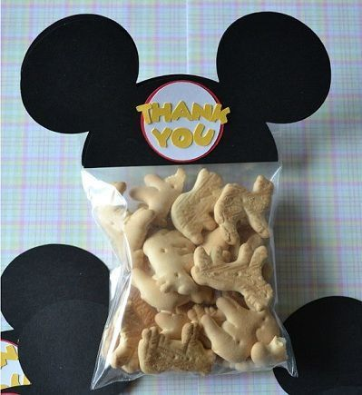 bolsas chuches mickey mouse