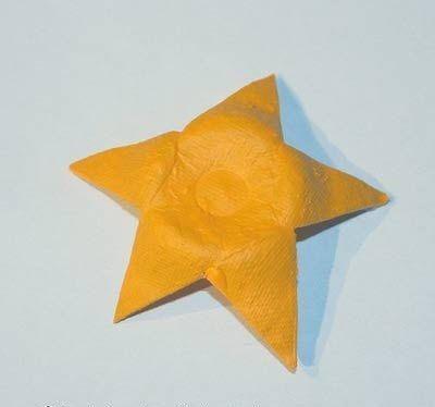 estrella de mar pintar