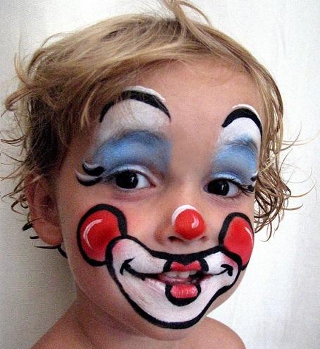 Cómo hacer pintacaras infantiles