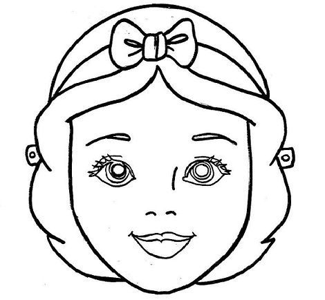 elsa headshot coloring pages - photo#37
