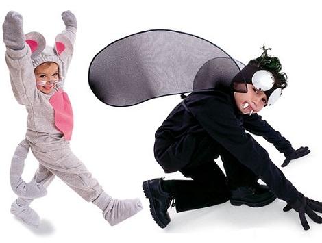 10 Disfraces caseros infantiles para el Carnaval 2014 animales