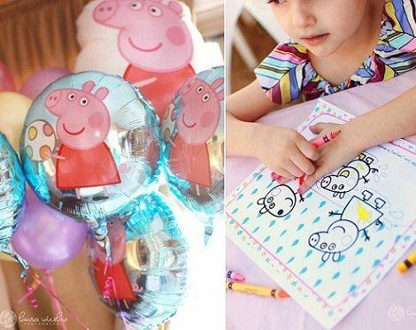 Cumpleaños de Peppa Pig