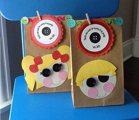 bolsas de cumpleaños lalaloopsy