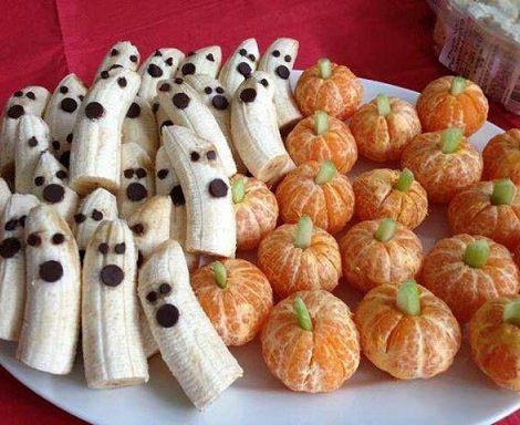 recetas infantiles de halloween