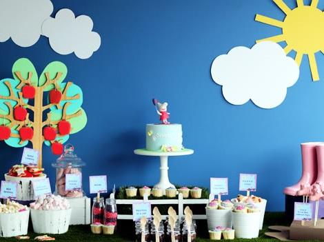 Ideas Caseras Para La Decoración De Una Fiesta De Cumpleaños