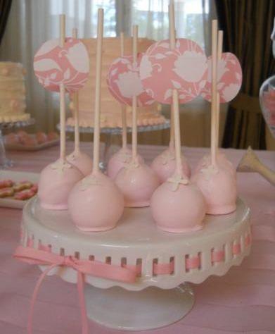 cakepops para comunión