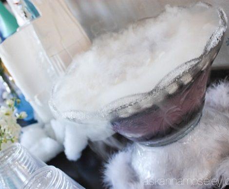 fiesta de cumpleaños de frozen
