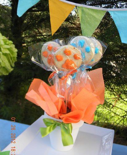 galletas de cumpleaños de gaturro