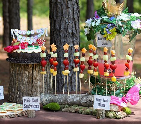 Ideas originales para una fiesta de cumplea os de hadas for Fiestas ideas originales