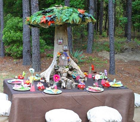 ideas originales para una fiesta de hadas