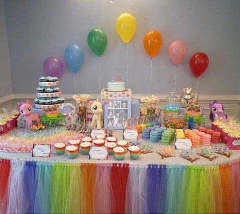 Fiesta de cumplea os my little pony - Ideas fiestas tematicas ...