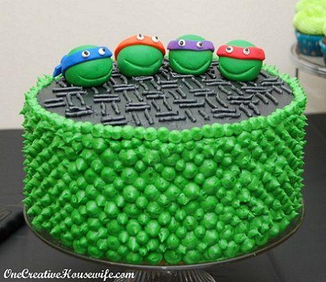 fiesta de las tortugas ninja