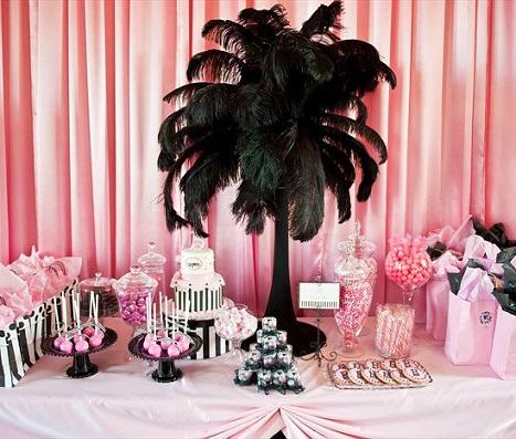 ideas caseras para un cumpleaños de barbie
