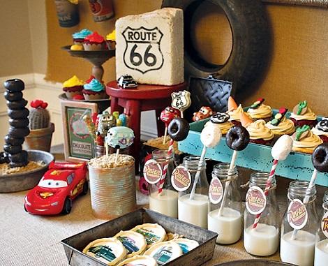 Ideas para organizar un cumplea os de cars en casa for Ideas originales decoracion casa