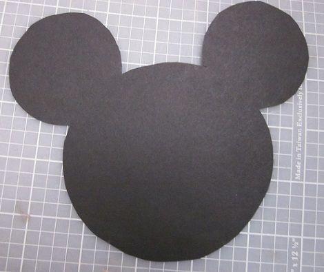 invitaciones de cumpleanos caseras de mickey mouse