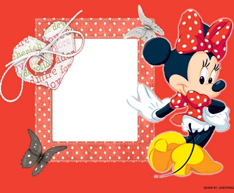 invitacion de cumpleaños de minnie mouse para imprimir