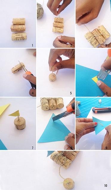 5 Manualidades recicladas para niños