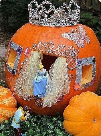 Ideas para decorar calabazas infantiles de halloween - Calabazas decoradas para halloween ...