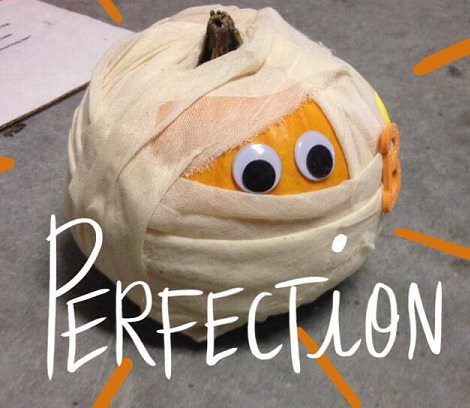 Ideas para decorar calabazas infantiles de Halloween