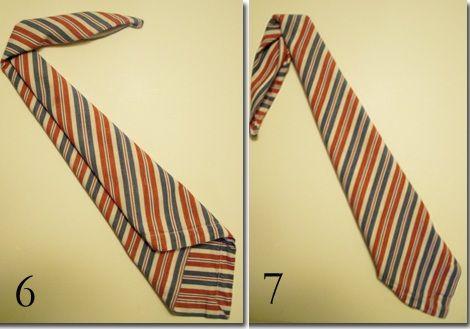 celebra el dia del padre con estas servilletas de corbatas