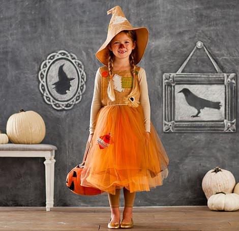 disfraz casero de espantapajaros de halloween