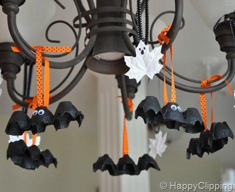 Manualidades Halloween Ninos.Manualidades De Halloween Para Hacer Con Los Ninos Murcielagos Con
