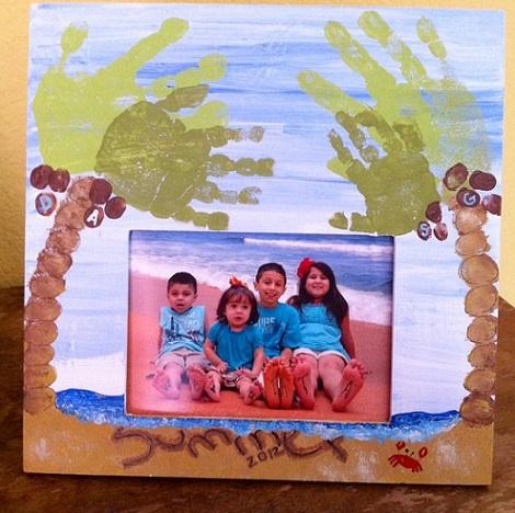 manualidades infantiles para el dia del padre 2013