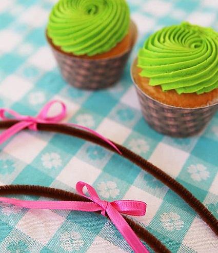 frosting para cupcakes