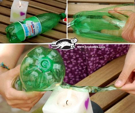 manualidades de verano con niños; un móvil de pulpos