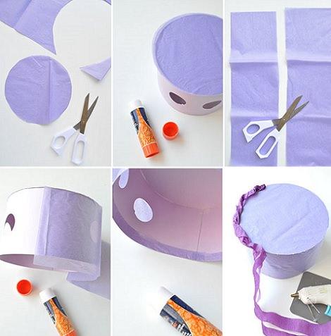 Paso A Paso Cómo Hacer Una Piñata Casera Con Cartulina
