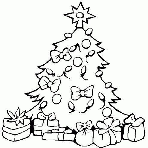 imprimir dibujos navidad
