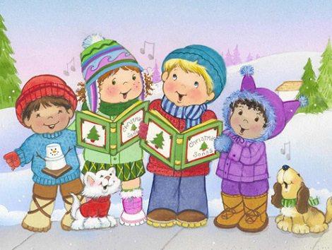 letra de villancicos infantiles de navidad