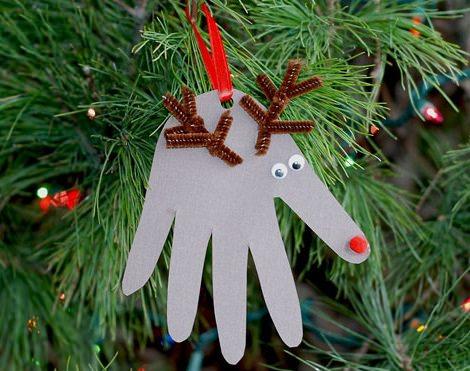 5 adornos de navidad f ciles para hacer con los ni os fiestas infantiles - Adornos de navidad caseros faciles ...