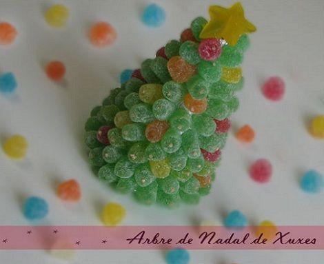 manualidades de navidad faciles para niños