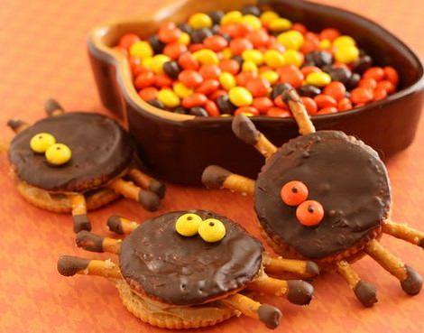 galletas oreo para halloween