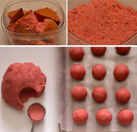 como hacer cake pops faciles