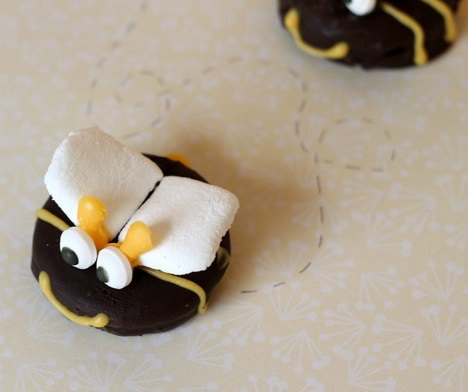 receta de galletas de oreo decoradas