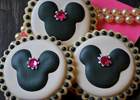 Galletas Minnie Mouse