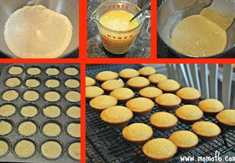 Receta de muffins f ciles para cumplea os - Preparacion de cumpleanos infantiles ...