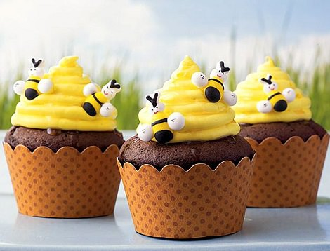 receta de muffins fáciles para cumpleaños