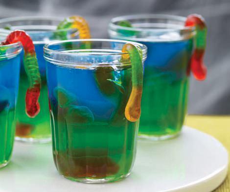 gelatina para halloween