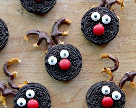 galletas de navidad renos
